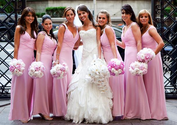 Bridesmaid Dress Up