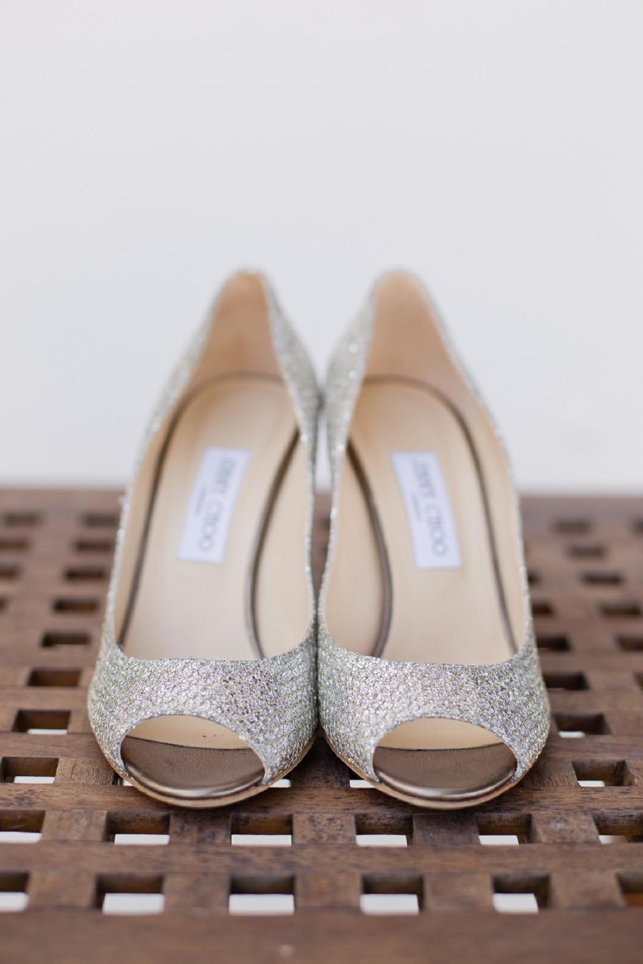 Trumpet Wedding Shoe