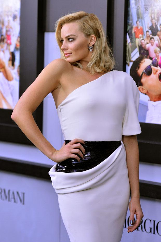 Armani Evening Dresses 2014