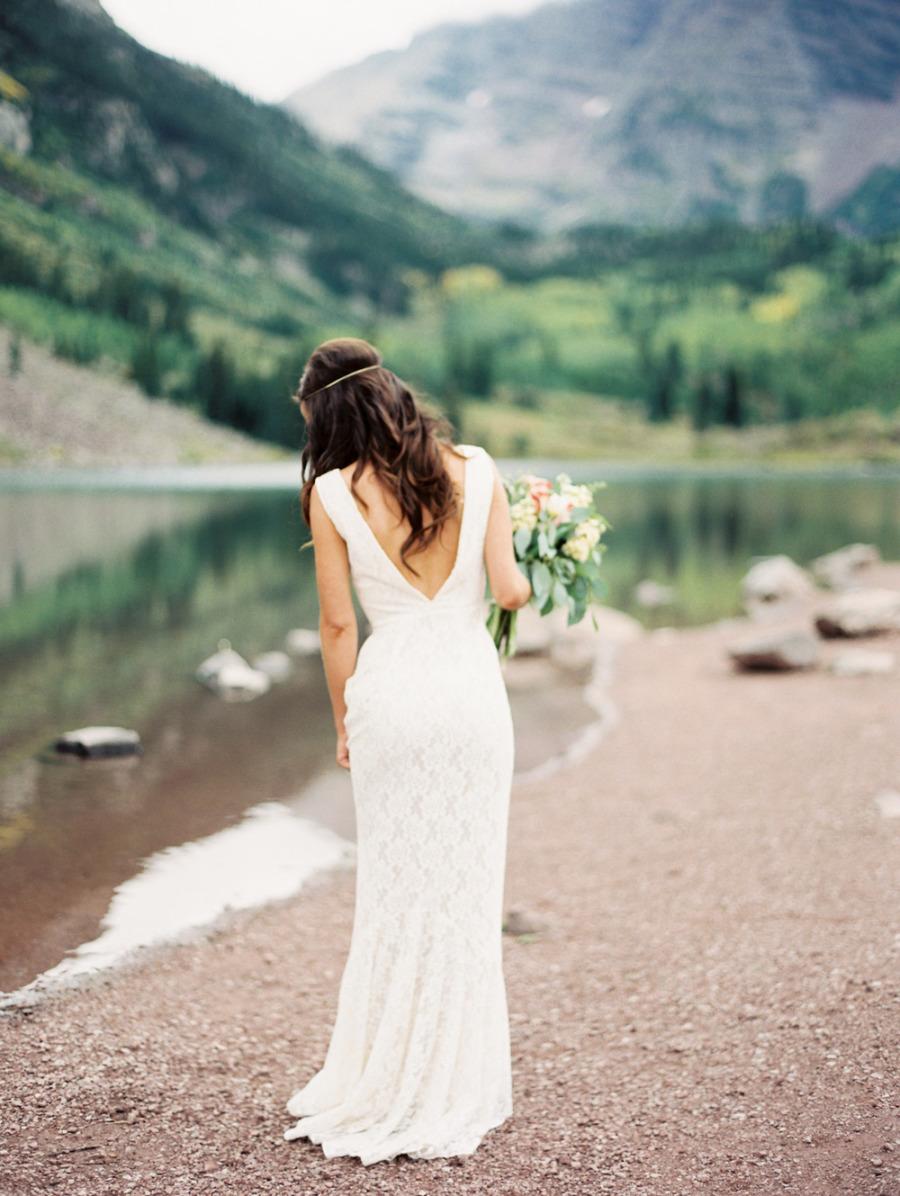 Real Wedding Inspiration For Beach Wedding Bride « Pretty