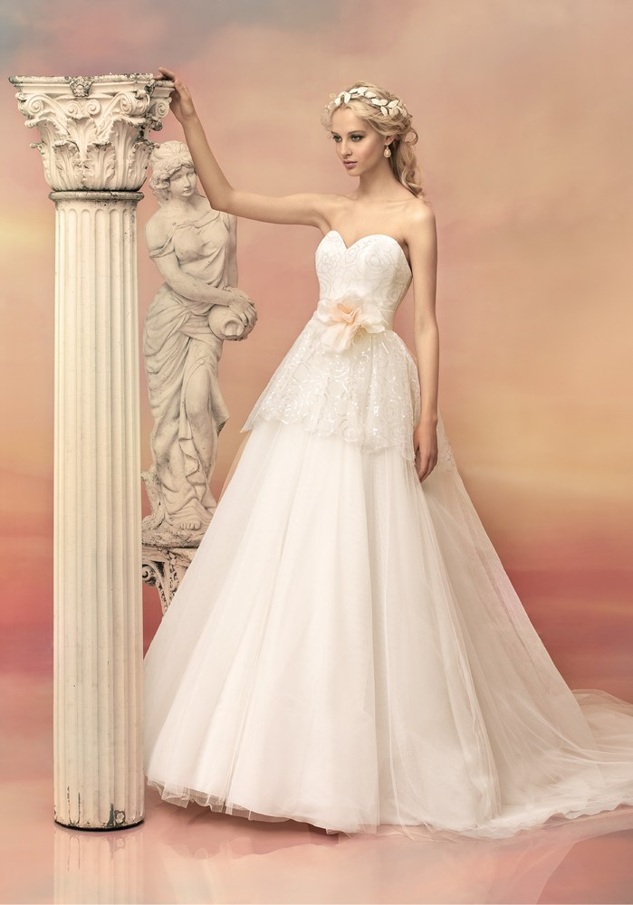 amazing wedding dresses from papilio collection 171 pretty
